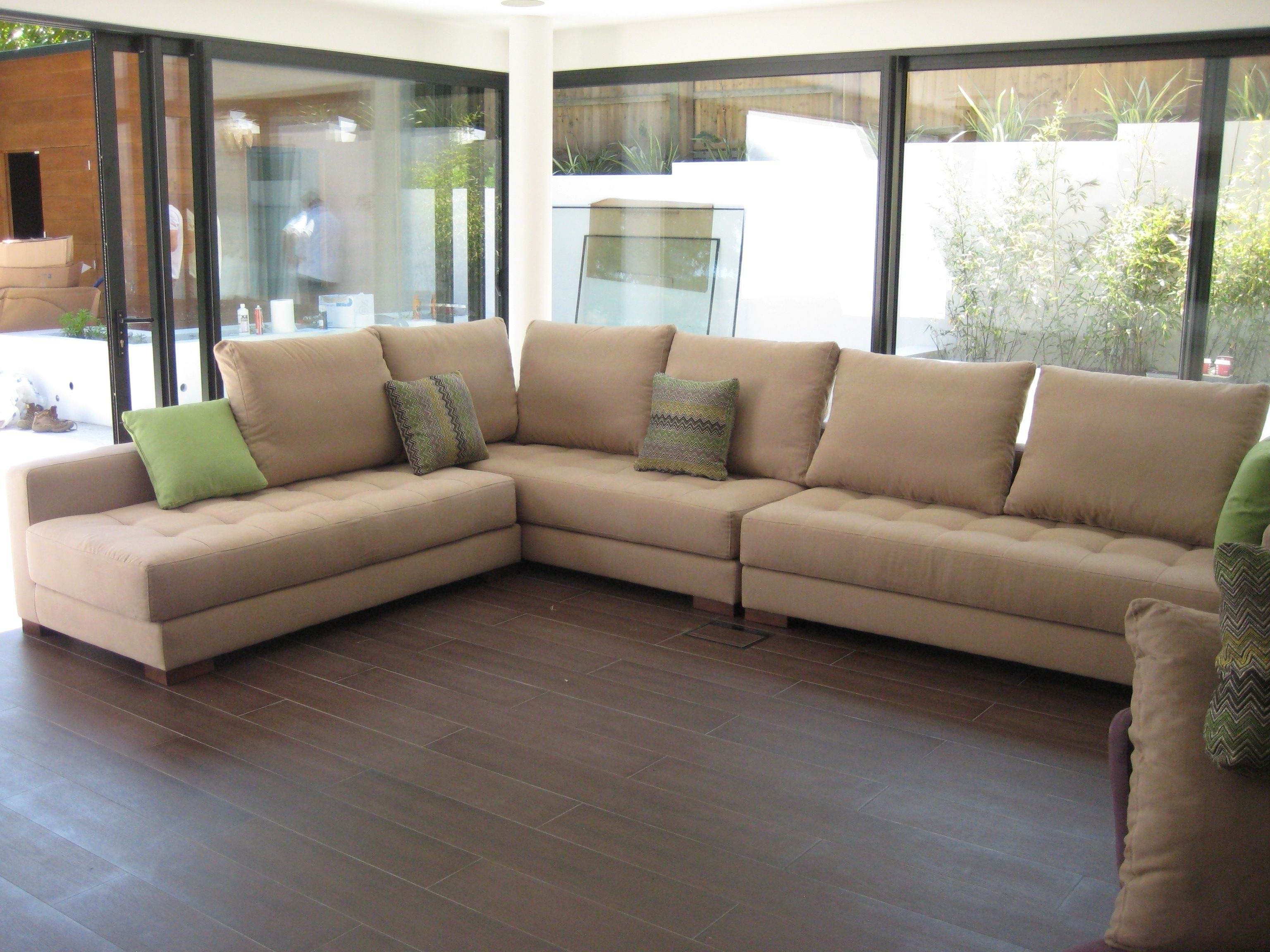 100X100 Sectional Sofas In Most Current Yecla Sectional Sofa Modules – In Romo Linara Fabrics (View 4 of 20)