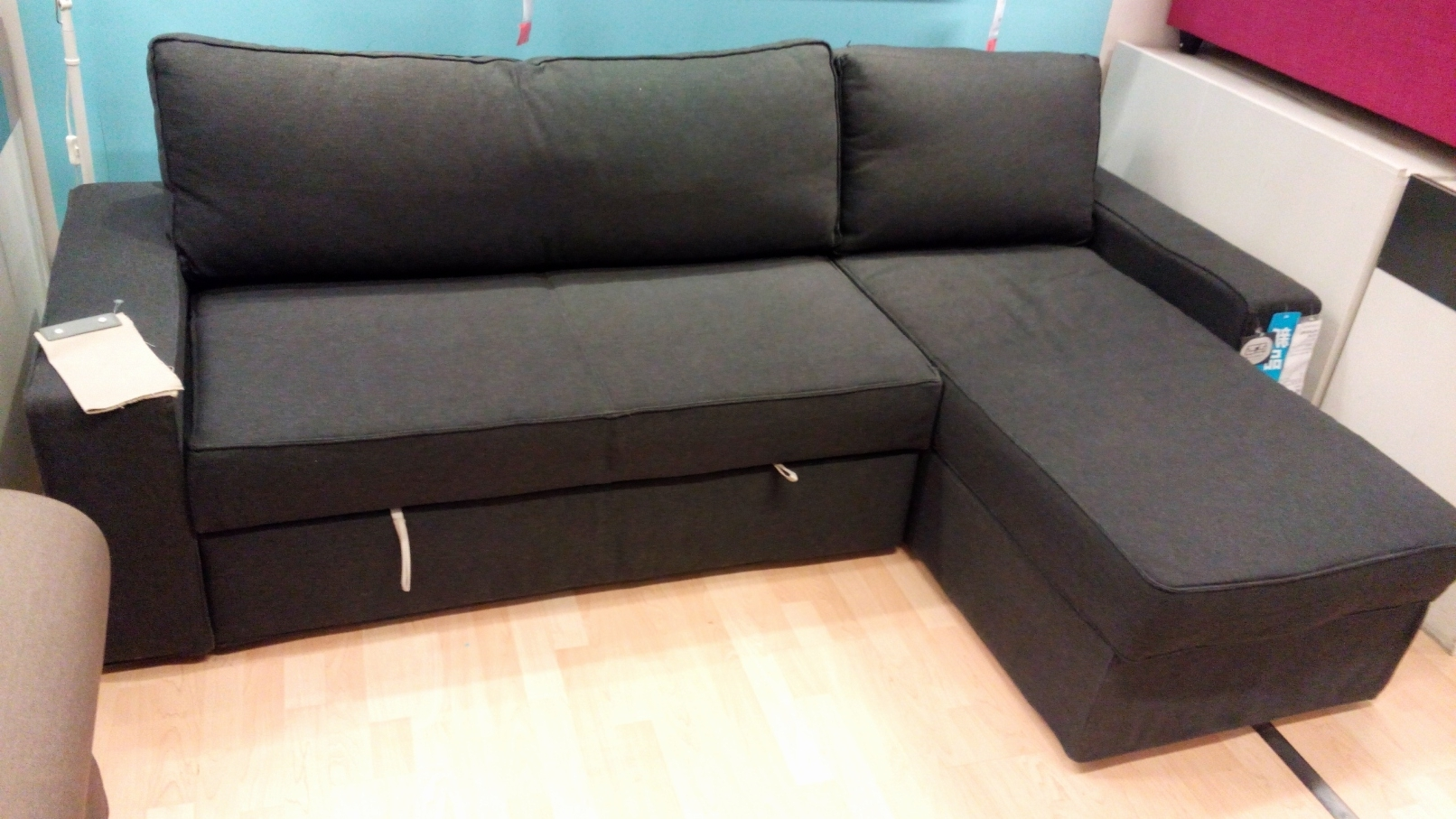 110X90 Sectional Sofas With Widely Used 40 Ideal Sectional Sofa Pull Out Bed Pics – Sectional Sofa Design (View 4 of 20)