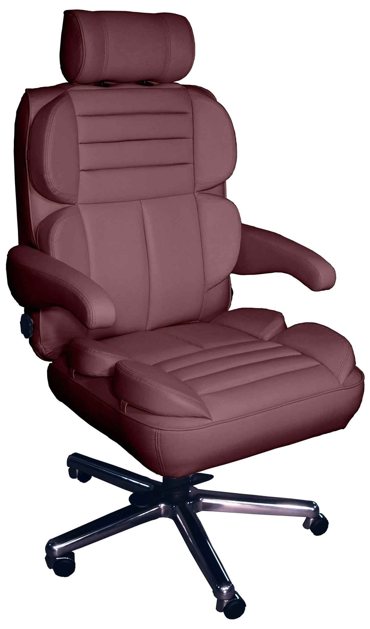 12 Big And Tall Office Chairs To Include In Your Office With Regard To Fashionable Executive Office Chairs With Adjustable Arms (View 1 of 20)