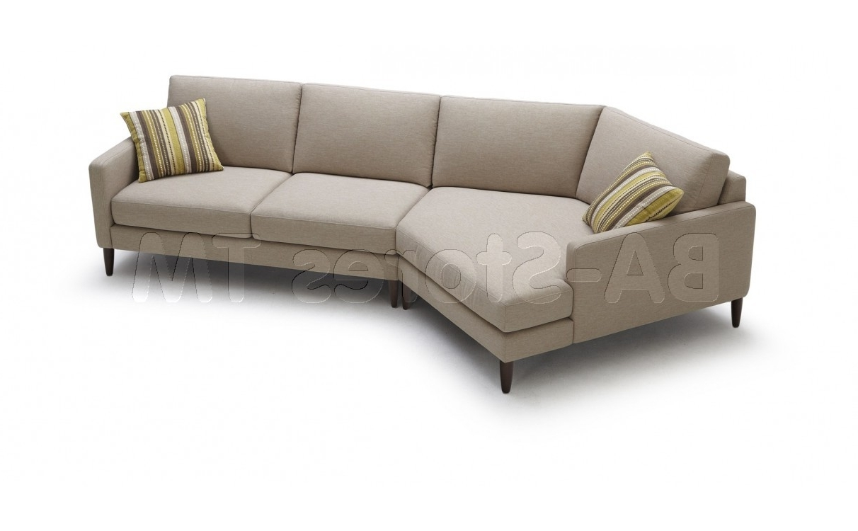 135 Degree Angle Sofa (View 1 of 20)