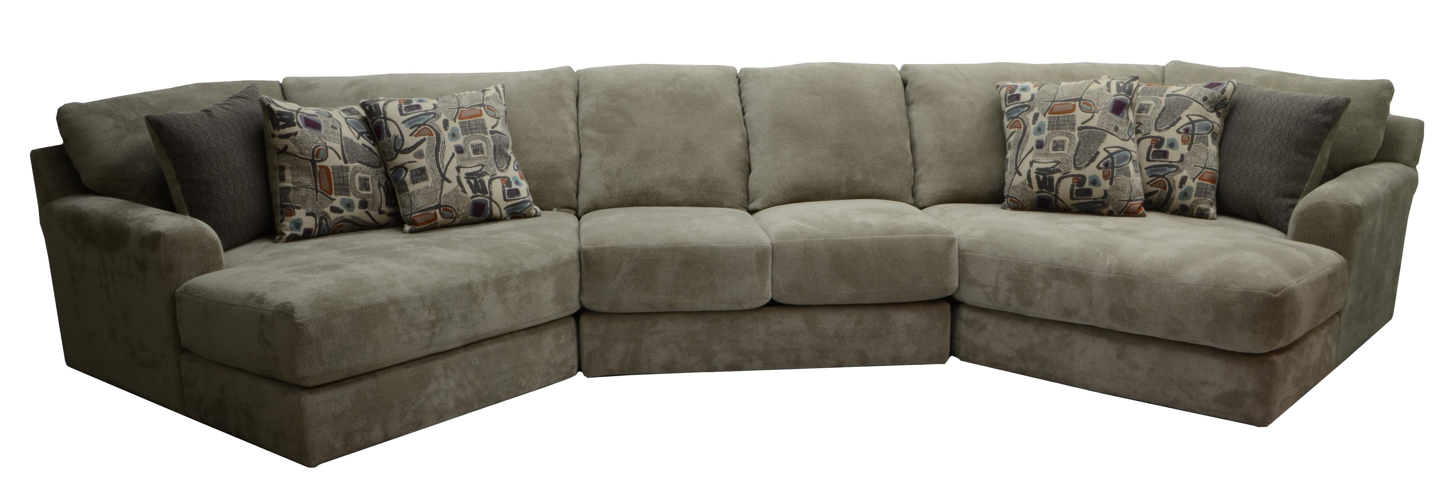 16 Wedge Sectional Sofa (Gallery 15 of 20)