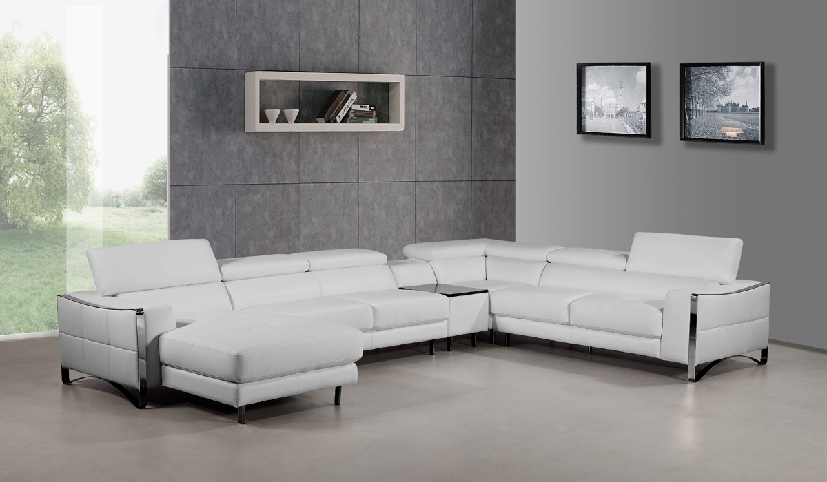2 Seat Sectional Sofas With Preferred 4 Seat Sectional Sectional Sofas With Recliners And Cup Holders (View 17 of 20)