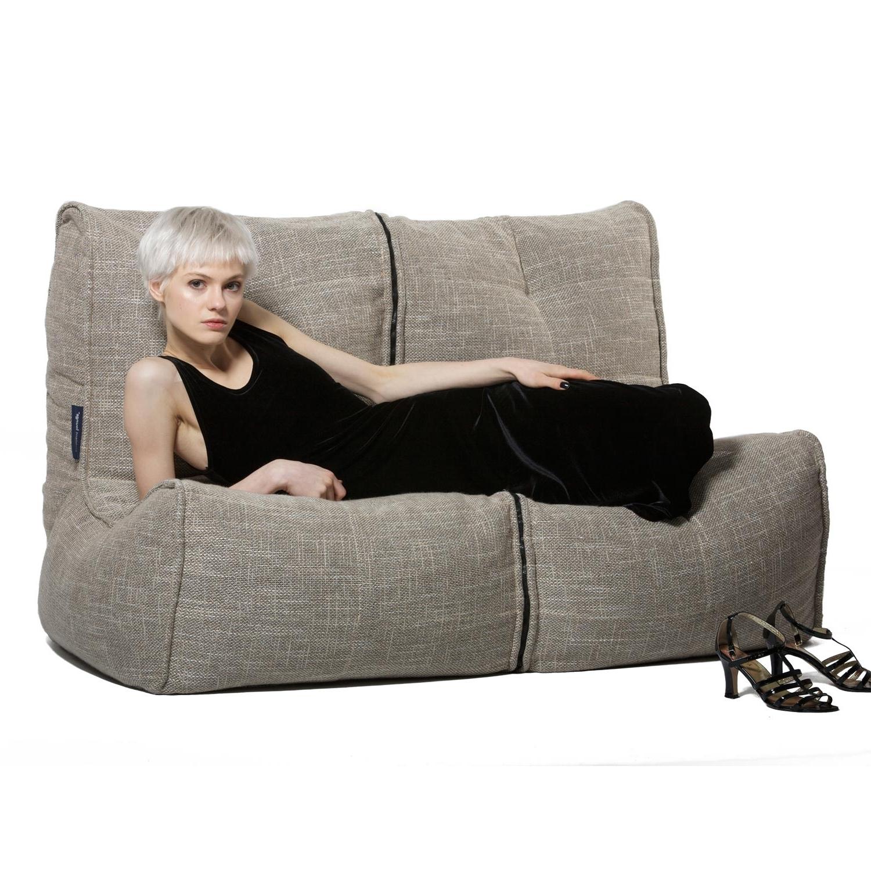 2 Seater Cream Sofa (View 1 of 20)