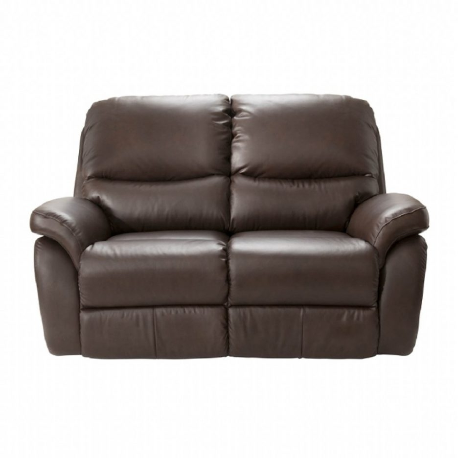 2 Seater Recliner Leather Sofas Throughout Well Liked 2 Seater Electric Recliner Leather Sofa (View 5 of 20)