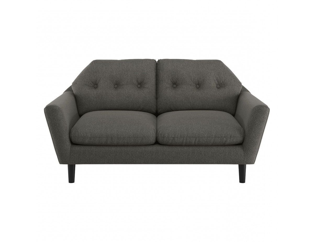 2 Seater Sofas – Fabric & Leather Two Seat Sofas – Habitat Regarding Trendy Small 2 Seater Sofas (View 1 of 20)