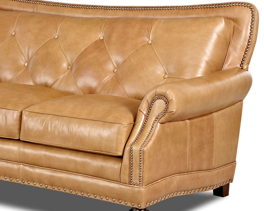 2018 Aniline Leather Sofas With Top Grain Full Aniline Leather Sofas (View 1 of 20)