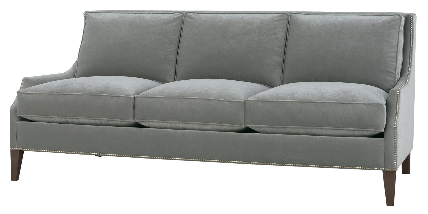 2018 Apartment Size Couch – Home Designs Ideas Online – Tydrakedesign Pertaining To Apartment Sofas (View 9 of 20)