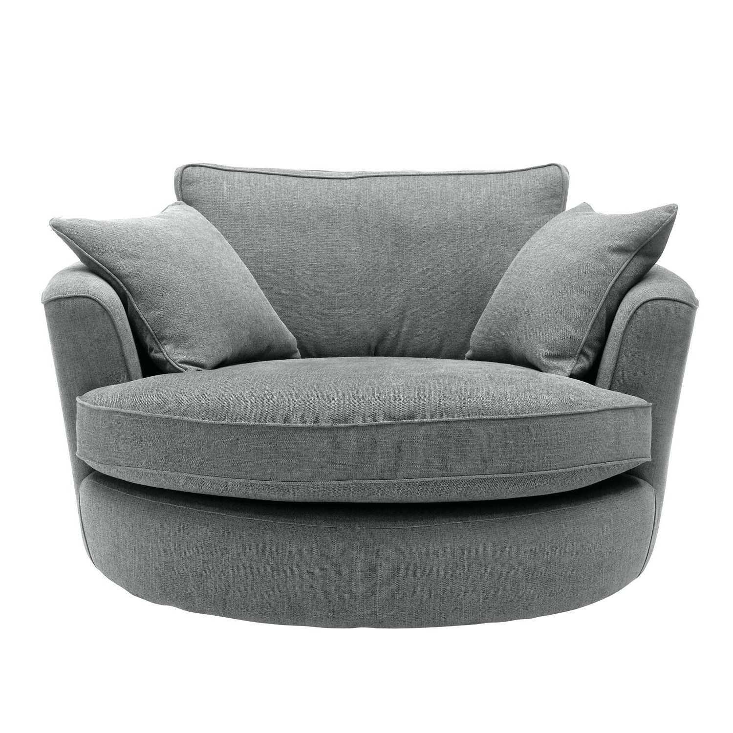 2018 Circle Sofas For Circle Sofa Chair Furniture Sectional Sofas King Copley (View 1 of 20)