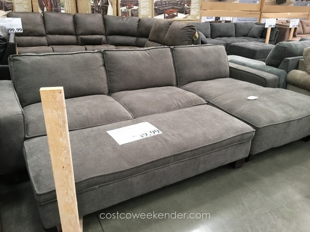 2018 Comfortable Sectional Sofas With Top Rated Sectional Sofas Movie Pit Couch Beckham Most Comfortable (View 2 of 20)
