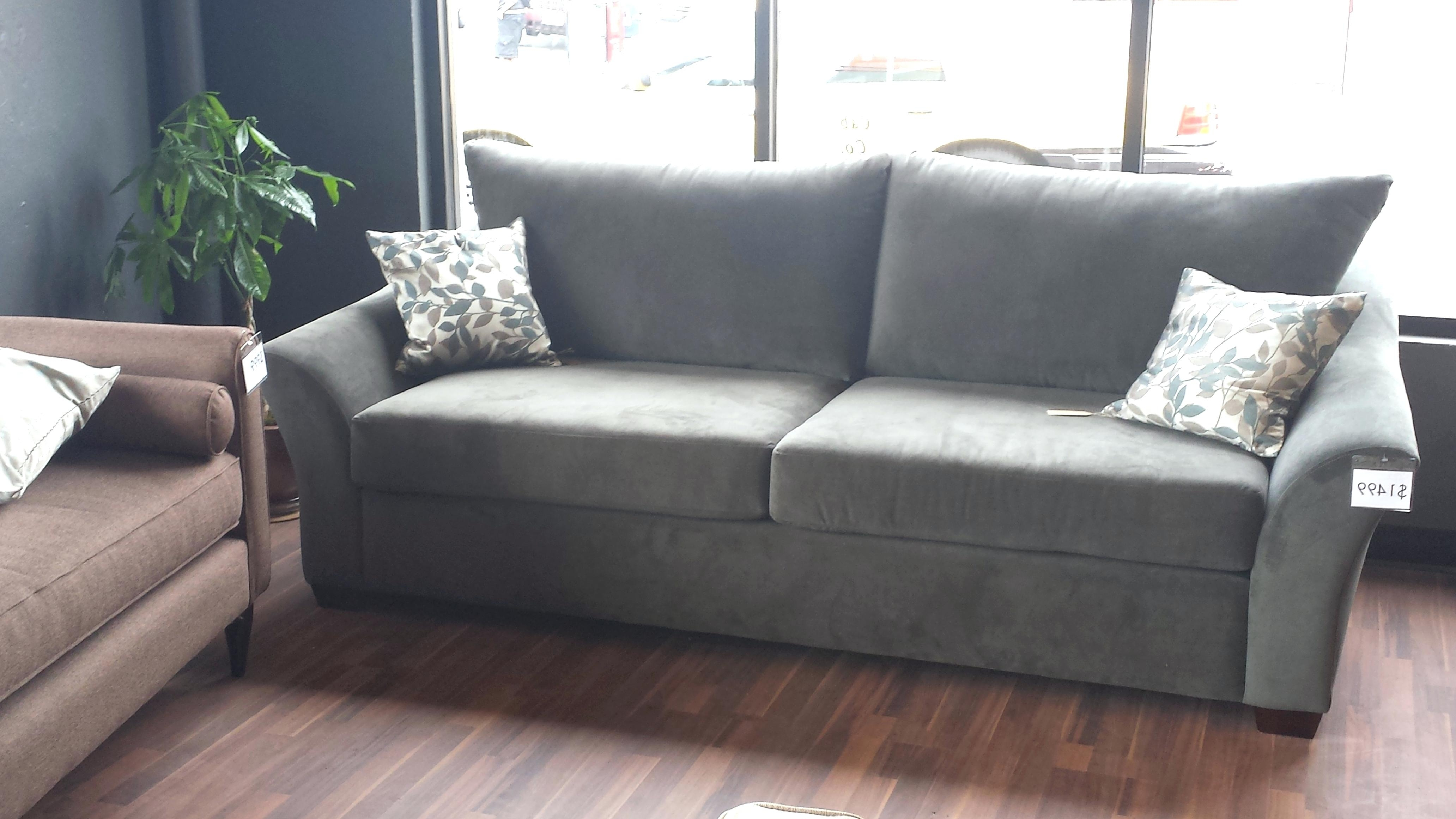 2018 Deep Cushion Sofas Intended For Deep Sectional Couch – Ncgeconference (View 1 of 20)