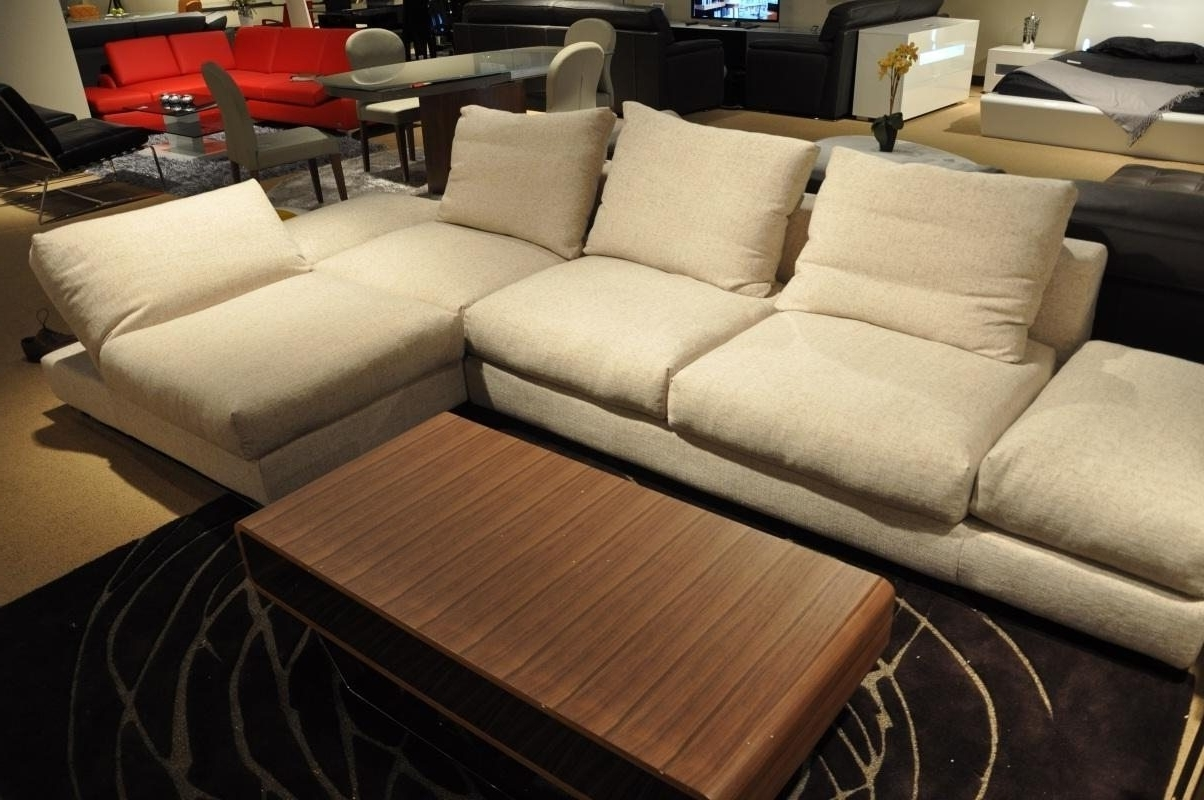 2018 Down Filled Sectional Sofas With Regard To Sectional Sofa Design: Down Sectional Sofa Blend Wrapped Goose (View 8 of 20)