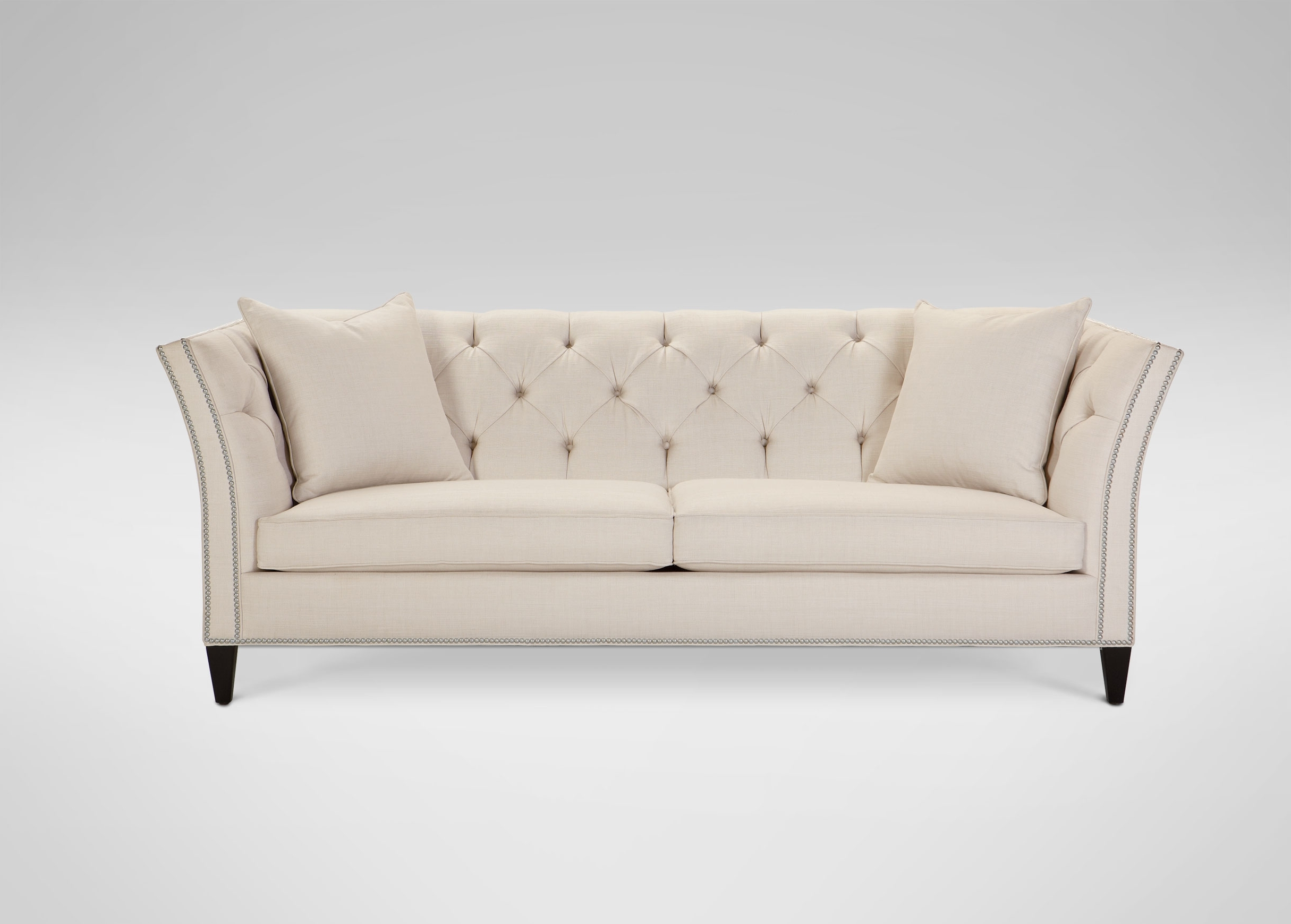 2018 Furniture : Sofa With Chaise Leather Grey Sofa In Family Room Within Joplin Mo Sectional Sofas (View 1 of 20)