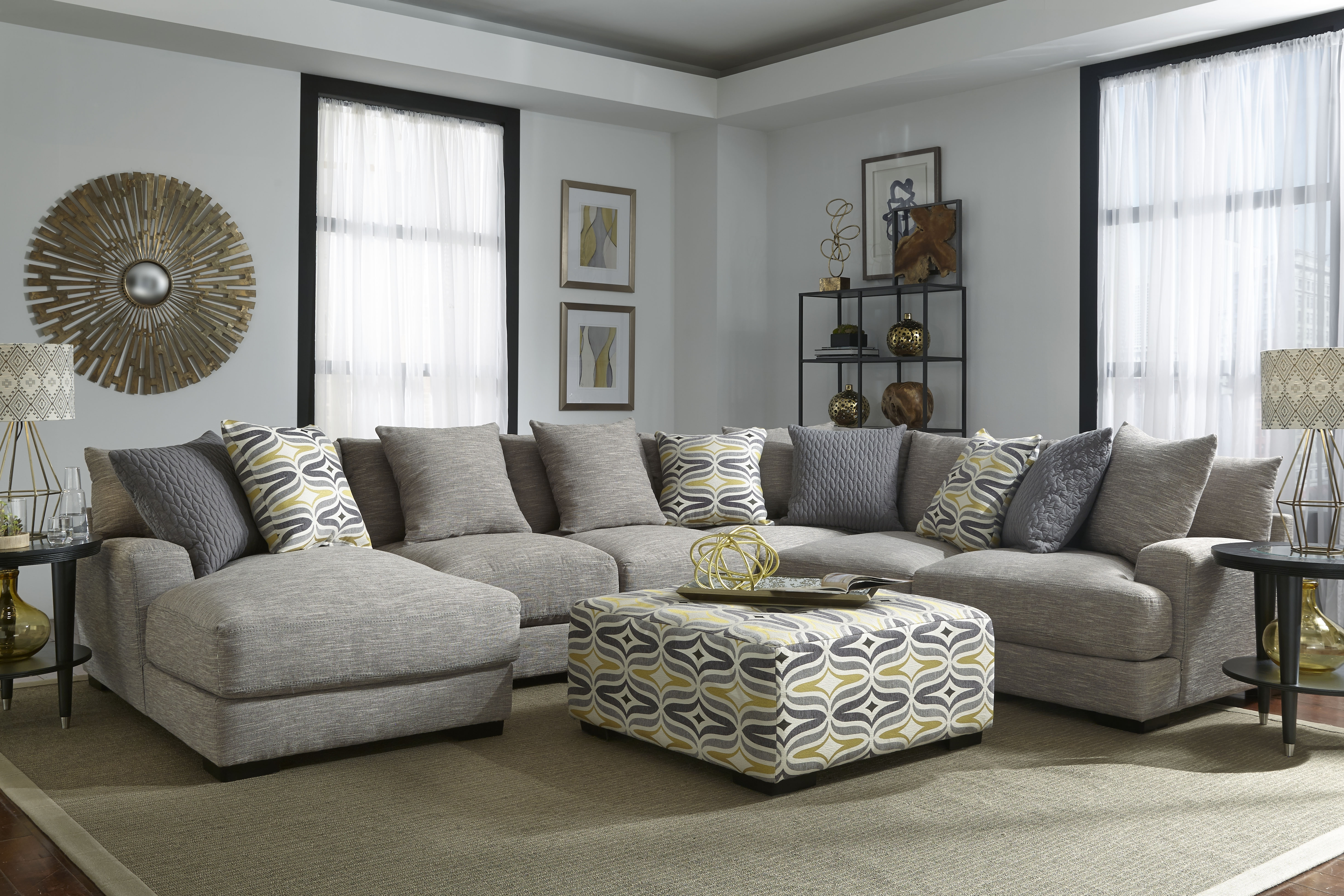 Featured Photo of Kansas City Mo Sectional Sofas