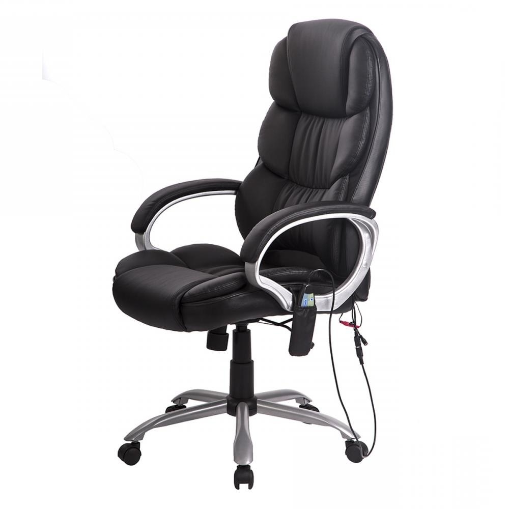 2018 Leather Executive Office Massage Chairs In Factory Direct Wholesale (View 12 of 20)