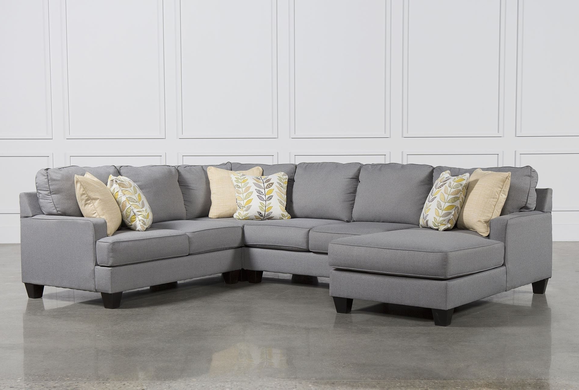 2018 Living Spaces Sectional Sofas Inspirational Sofa Alder 4 Piece Inside Living Spaces Sectional Sofas (View 1 of 20)