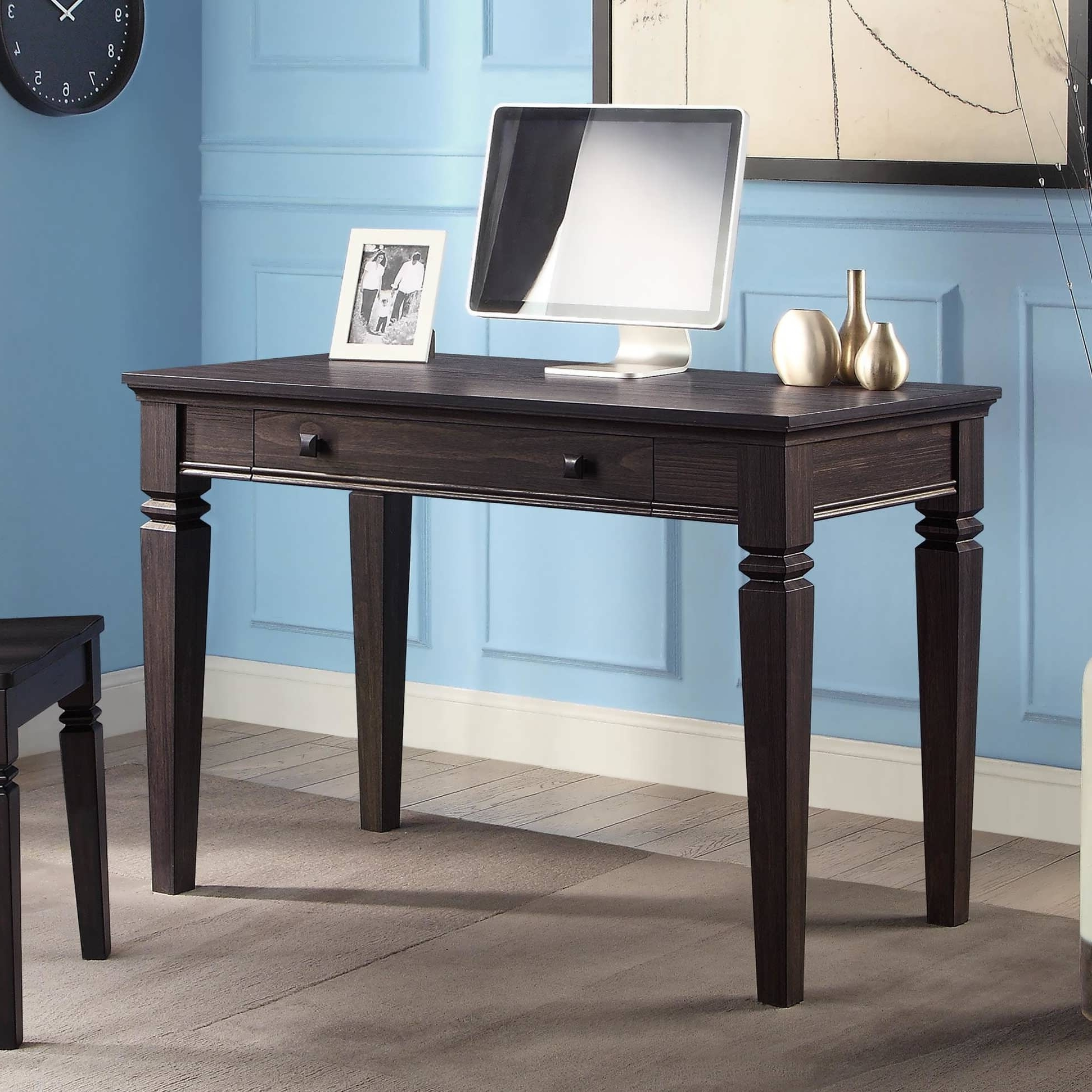 2018 Office Desk : Home Computer Desks Desks For Small Spaces Wayfair Inside Computer Desks At Wayfair (View 1 of 20)