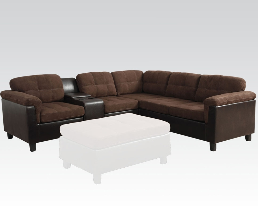 2018 Sectional Sofa Reversible Chaise Living Room Furniture: Reversible With Sams Club Sectional Sofas (View 1 of 20)