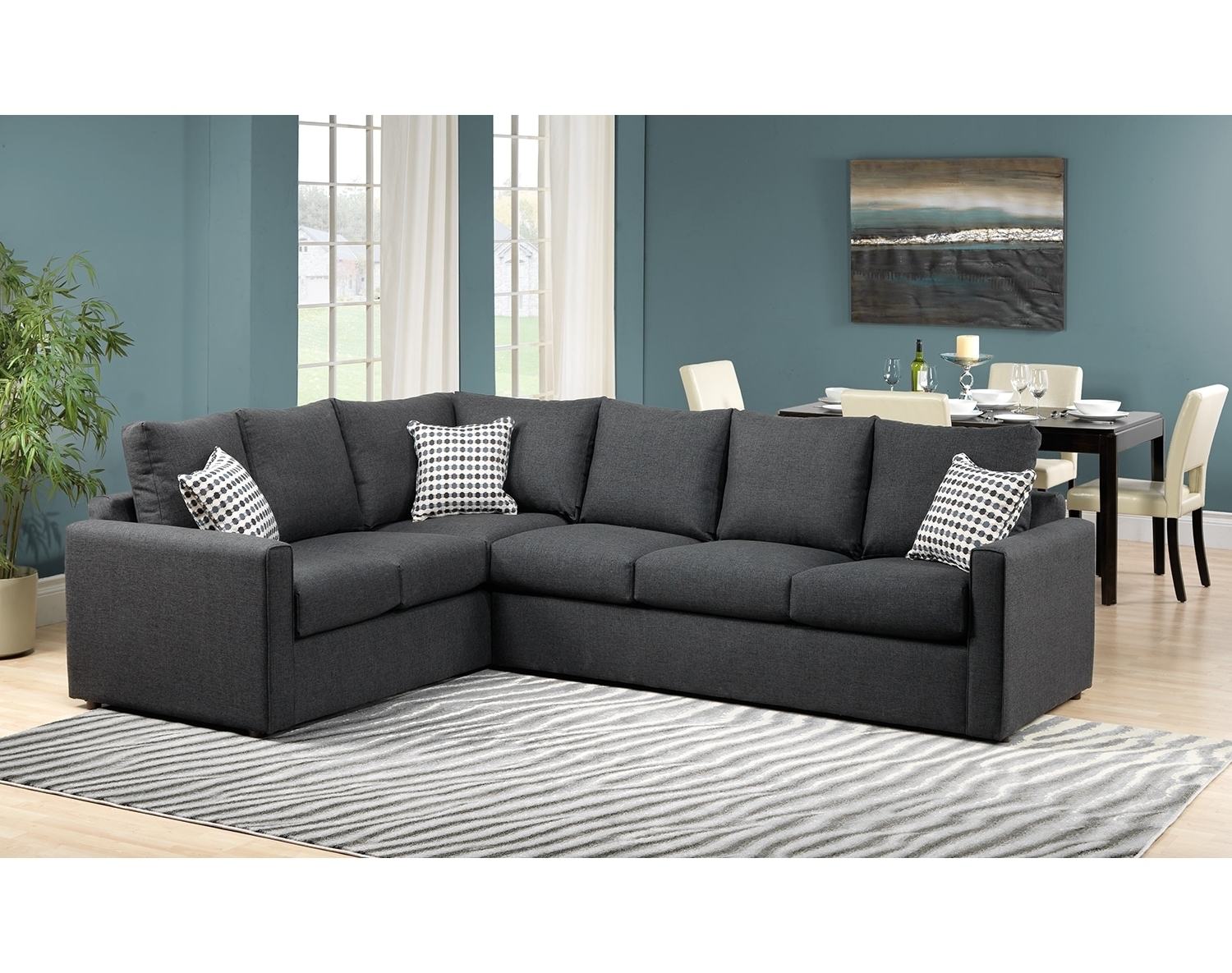 2018 Sectional Sofas At Brampton Regarding Athina 2 Piece Sectional With Left Facing Queen Sofa Bed (View 12 of 20)