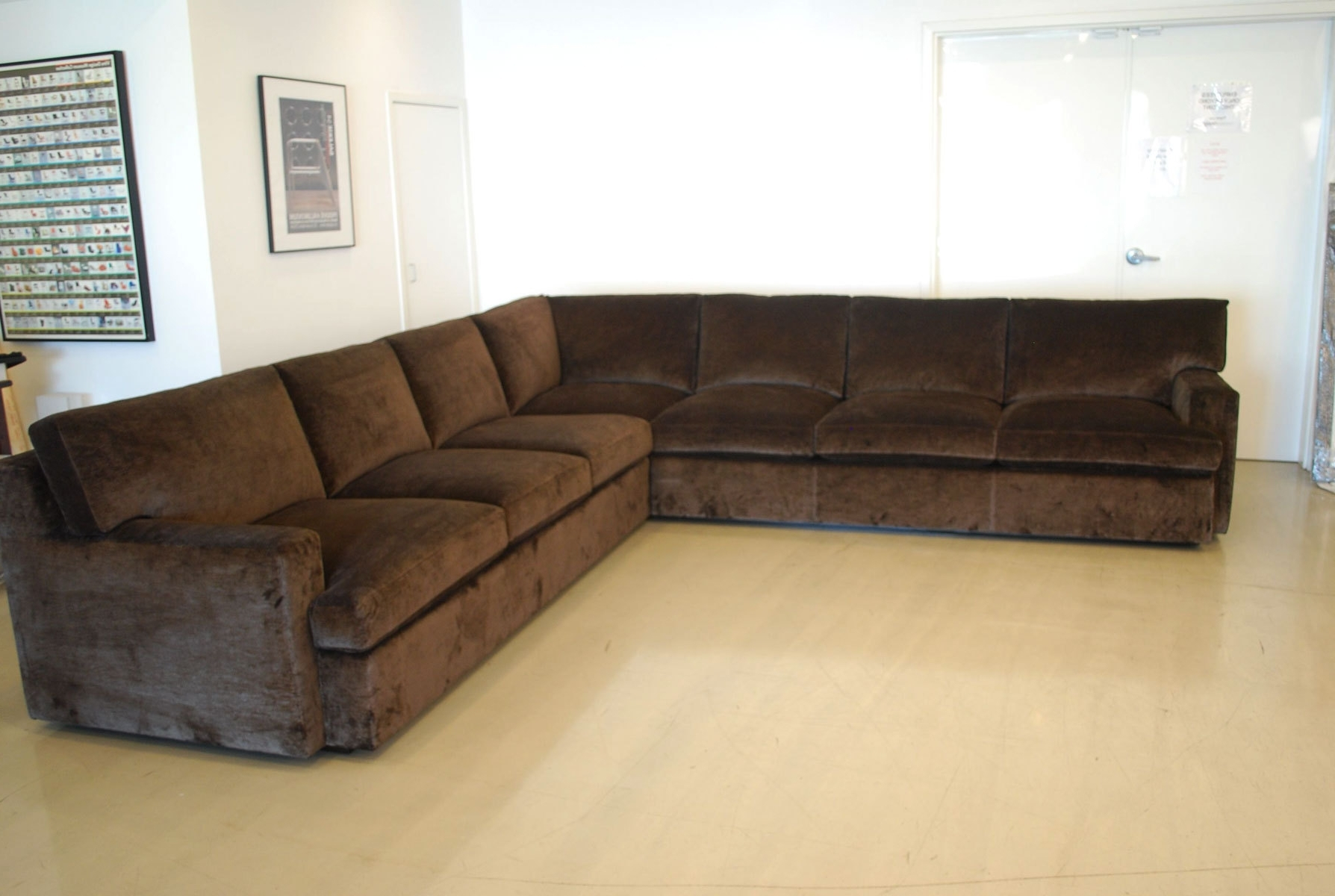 2018 Sectional Sofas At The Brick Within Amusing Large L Shaped Sectional Sofas 99 On The Brick Sofa Bed (View 1 of 20)