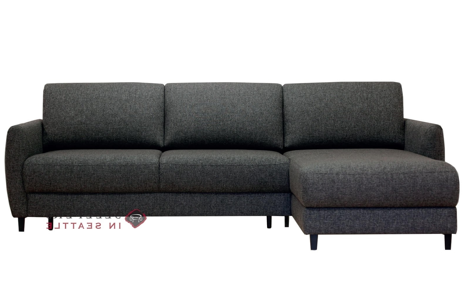 2018 Sectional Sofas Under 900 Within Quick Ship Delta Chaise Sectional Fabric Sofaluonto (View 1 of 20)