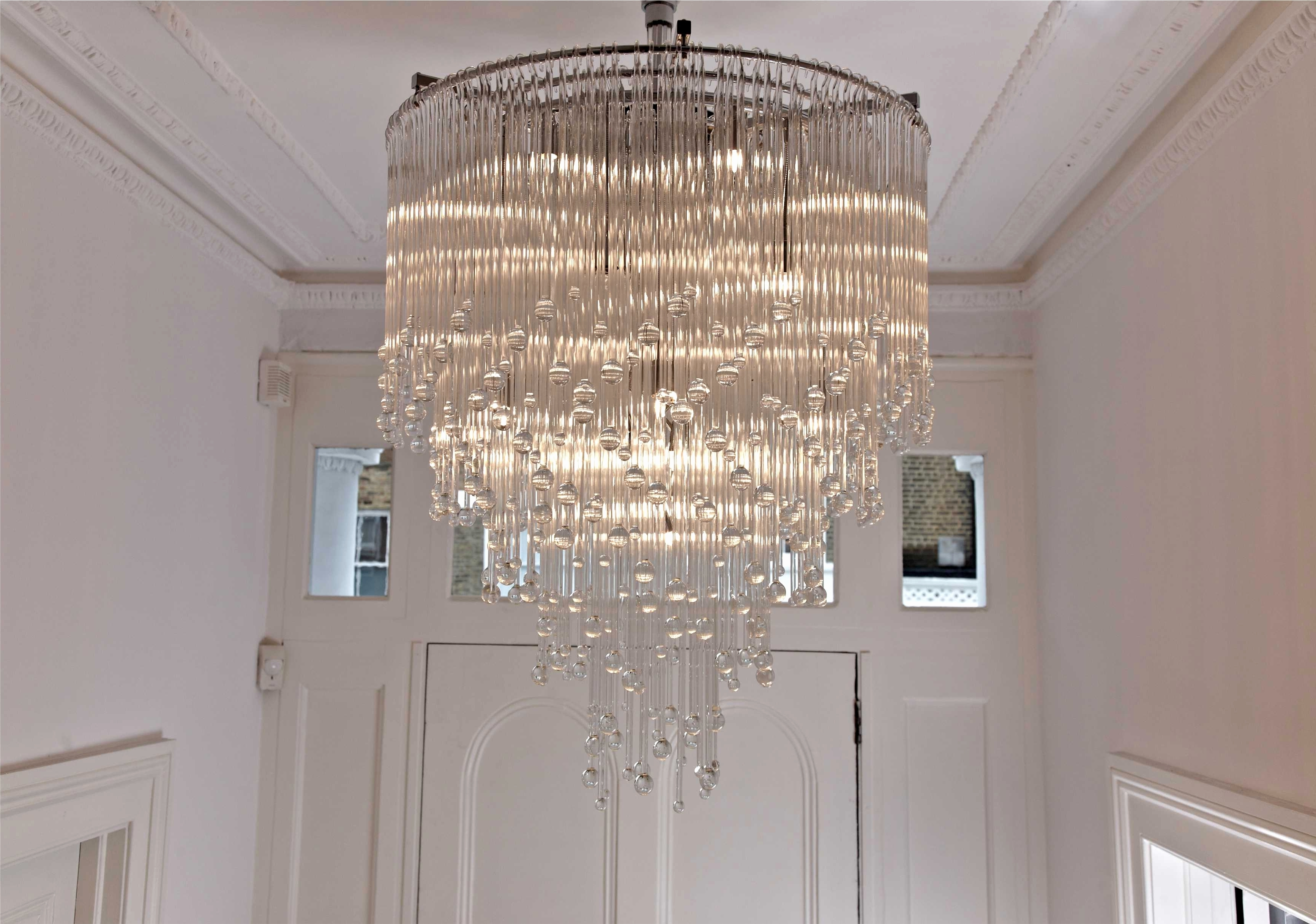 2018 Stairwell Chandelier In 45 Fresh Stairwell Pendant Lights – Home Idea (View 1 of 20)