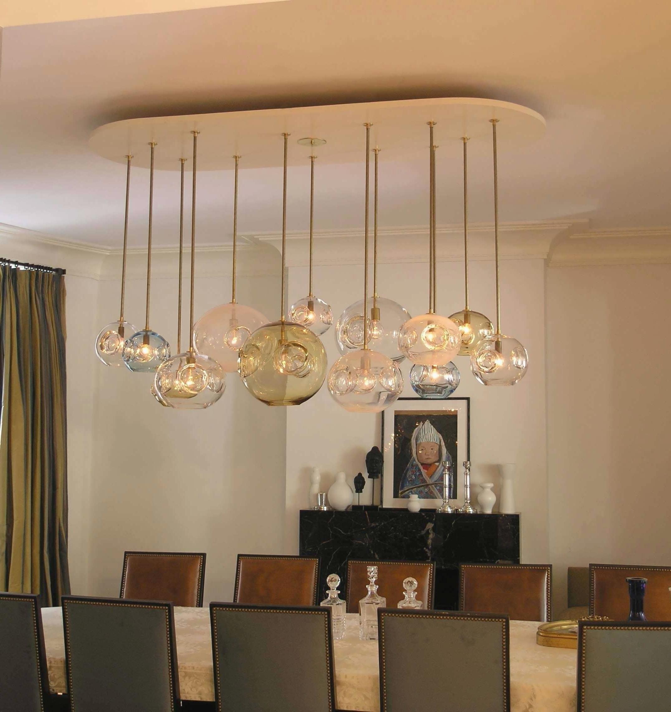 2018 Trendy Chandeliers Regarding Trendy Dining Room Chandeliers Trendy Modern Dining Room Lamps (View 2 of 20)