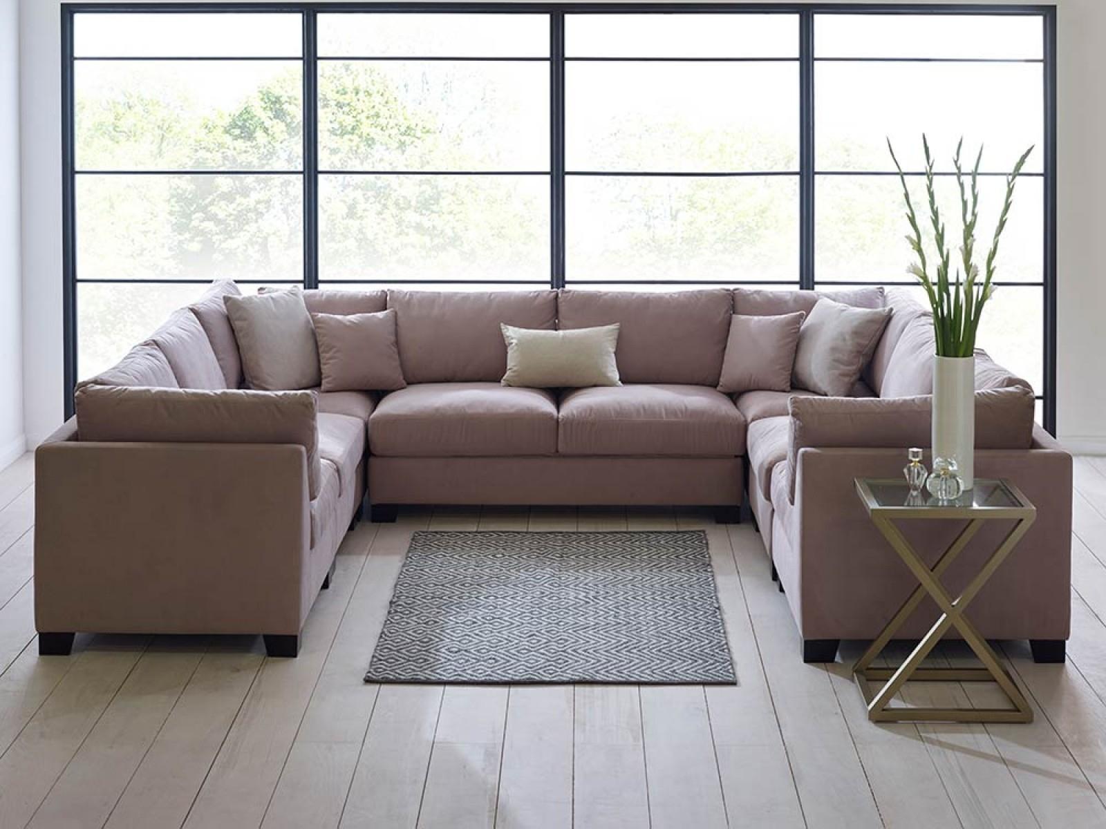 2018 U Shaped Sofa – Google Search (View 3 of 20)