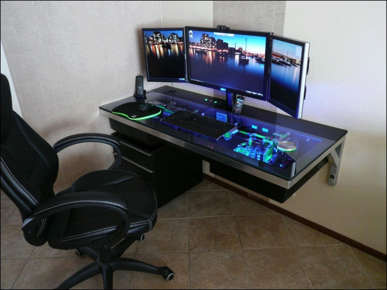 2018 Unique Computer Desks Intended For Best Corner Computer Desk Ideas For Your Home (View 2 of 20)