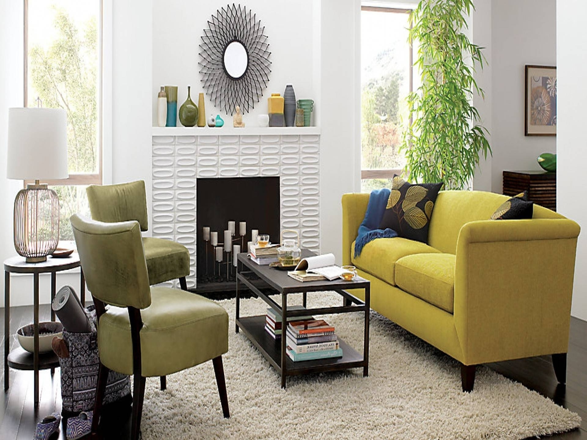2018 Yellow Sofa Chairs Within Uncategorized : Yellow Sofas With Best Living Room Luxury Yellow (View 3 of 20)