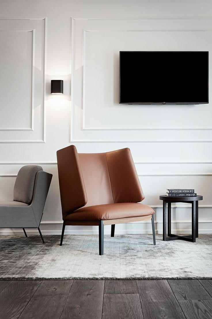 2019 1046 Best Furniture / Armchair – Chair Images On Pinterest With Regard To Executive Office Lounge Chairs (View 2 of 20)