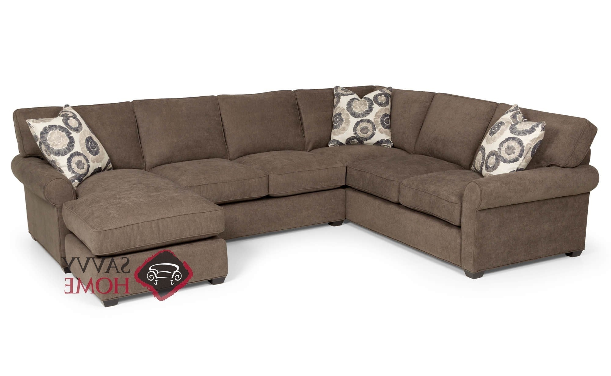 2019 225 Fabric True Sectionalstanton Is Fully Customizableyou In Seattle Sectional Sofas (View 2 of 20)