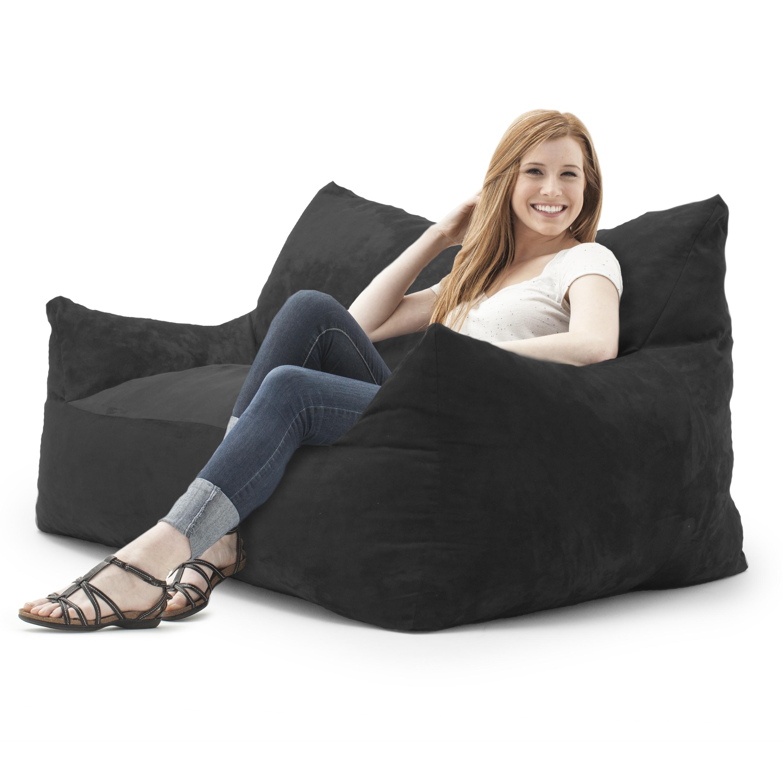2019 Bean Bag Sofas For Amazing Beanbag Sofa 64 On Sofa Design Ideas With Beanbag Sofa (View 2 of 20)