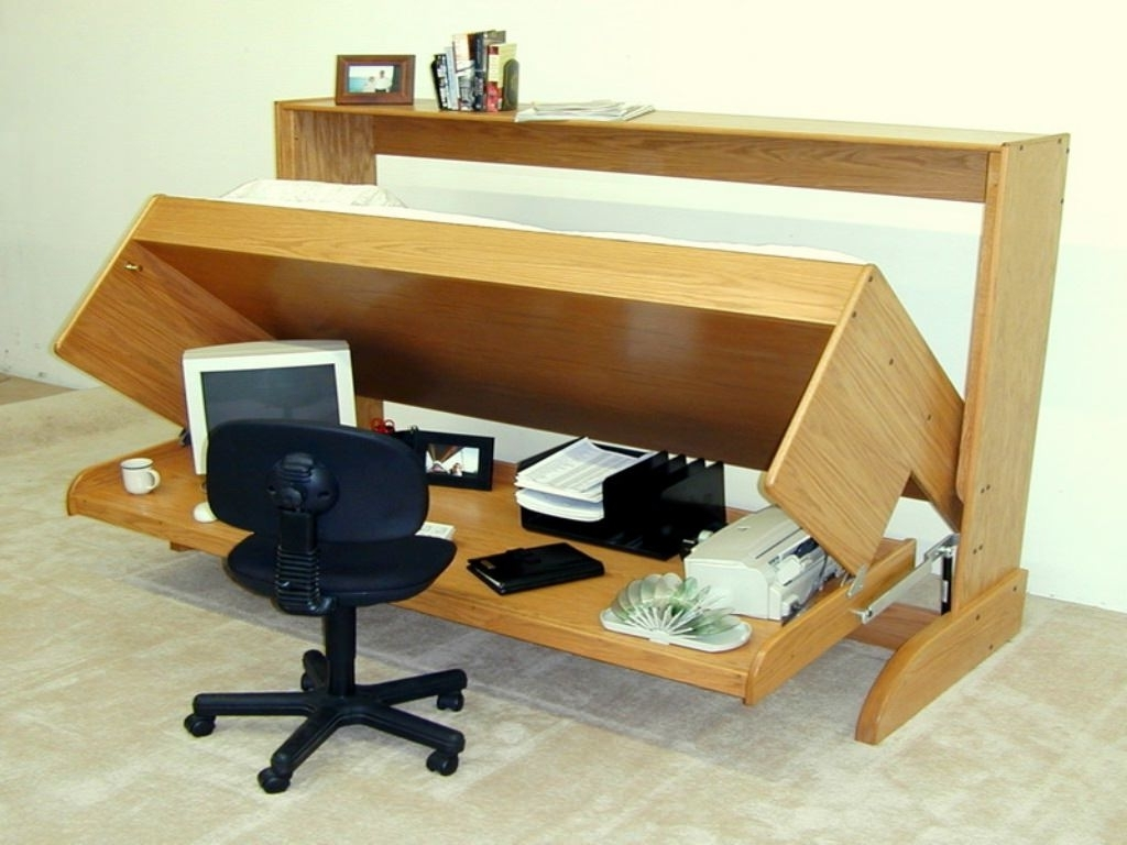 2019 Best Desks For Small Spaces Home Improvings Trends Including Regarding Unique Computer Desks (View 2 of 20)