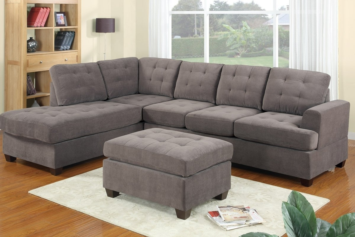 2019 Cheap Sectionals With Ottoman Within Product Reviews (View 15 of 20)