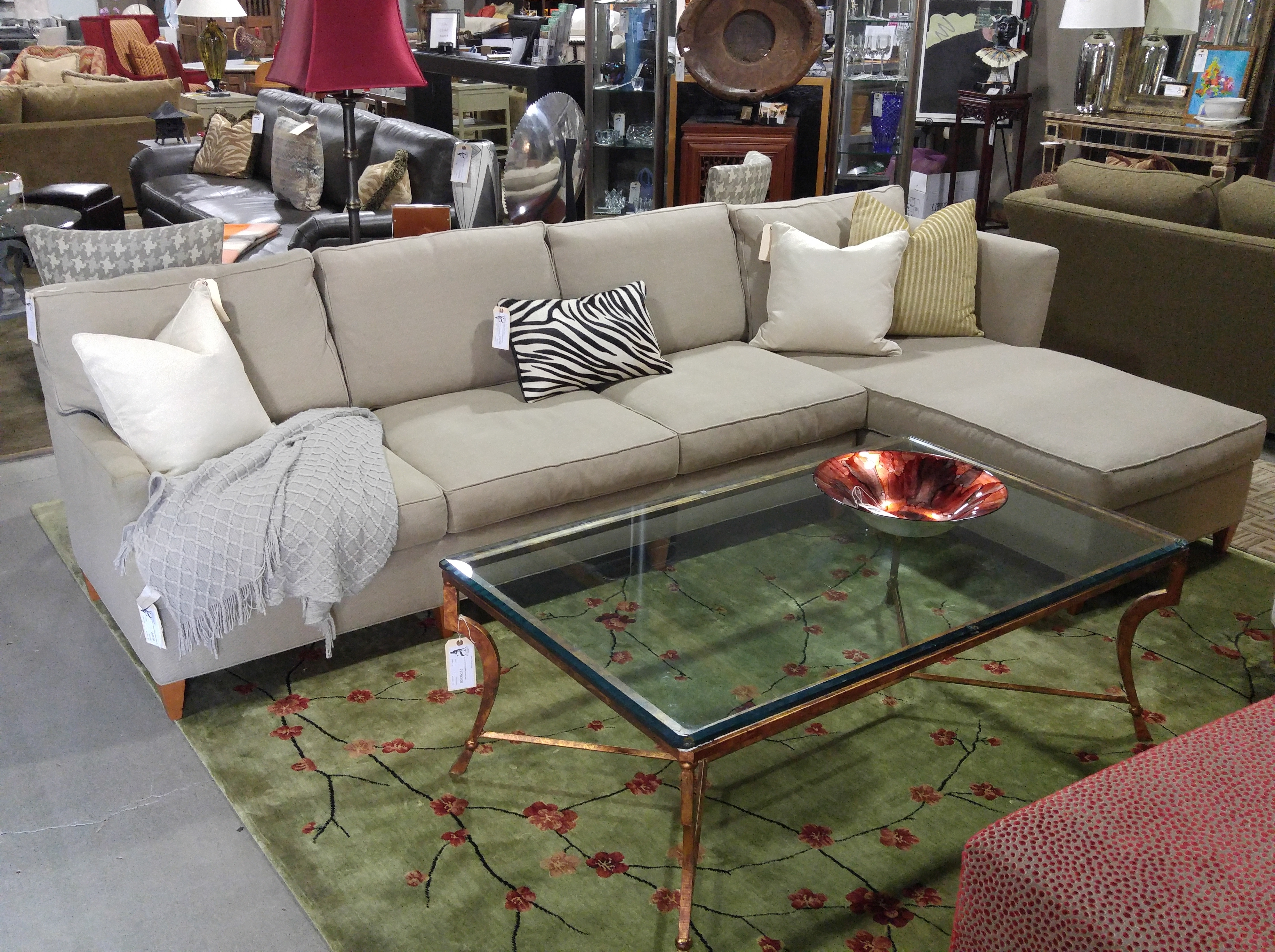 2019 Consignment Sofa (View 1 of 20)