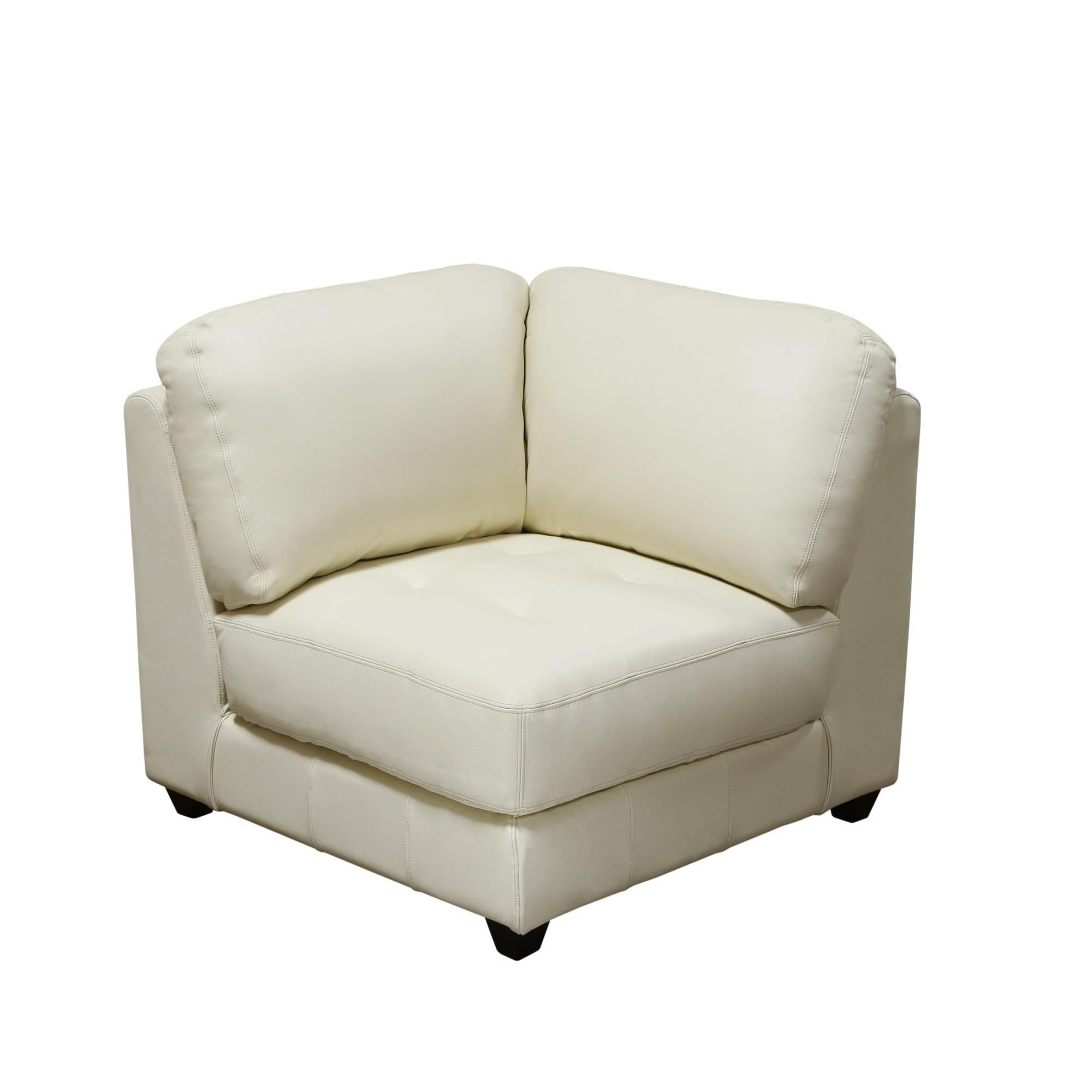 2019 Corner Sofa Chairs In Sofa Zen Collection Square Corner Chair Zensqcornerchair (View 2 of 20)
