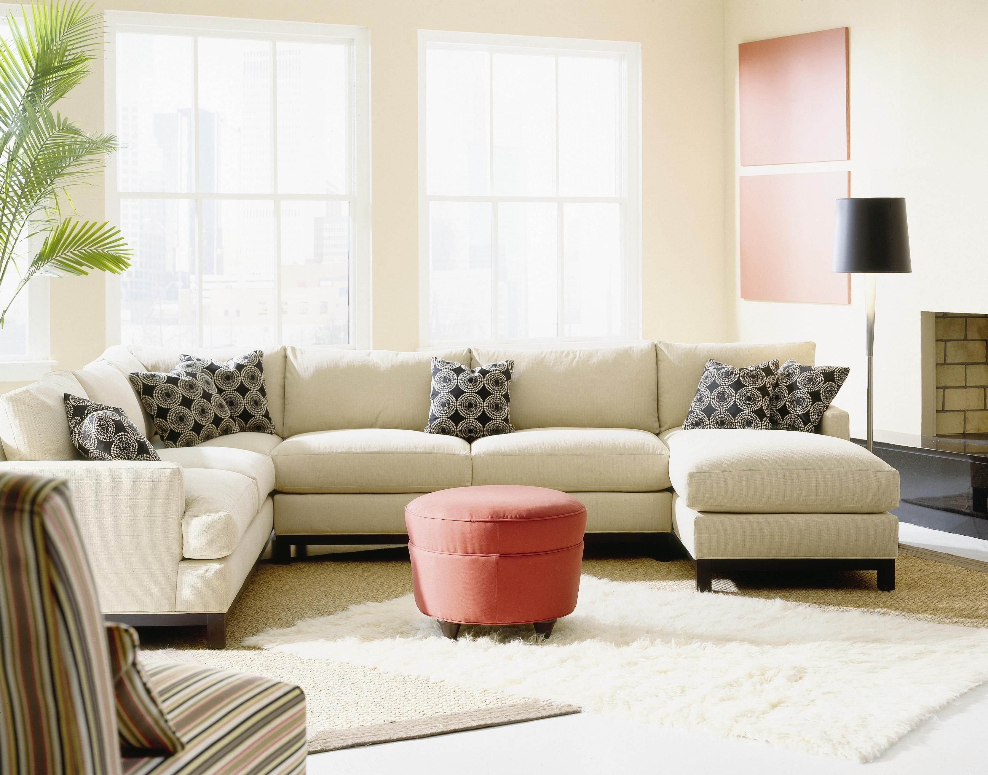 2019 Crisp Contemporary Modular Sectional Sofa Can Be Rearranged To Fit Pertaining To Sectional Sofas That Can Be Rearranged (View 2 of 20)