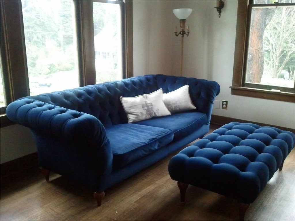 2019 Dark Blue Sofas Within Sofa : Navy Blue Sofa Set Sofas Dark Blue Couch Living Room Light (View 2 of 20)