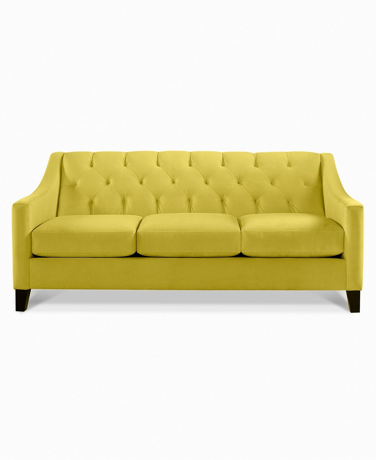 2019 Dufresne Sectional Sofas With Furniture : Button Tufted Fabric Sofa Sofa Dallas Furniture Ottawa (View 1 of 20)