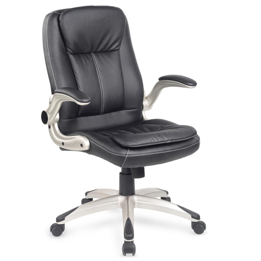 2019 Executive Office Chairs With Adjustable Arms For Executive Office Chairs With Adjustable Arms • Office Chairs (View 3 of 20)