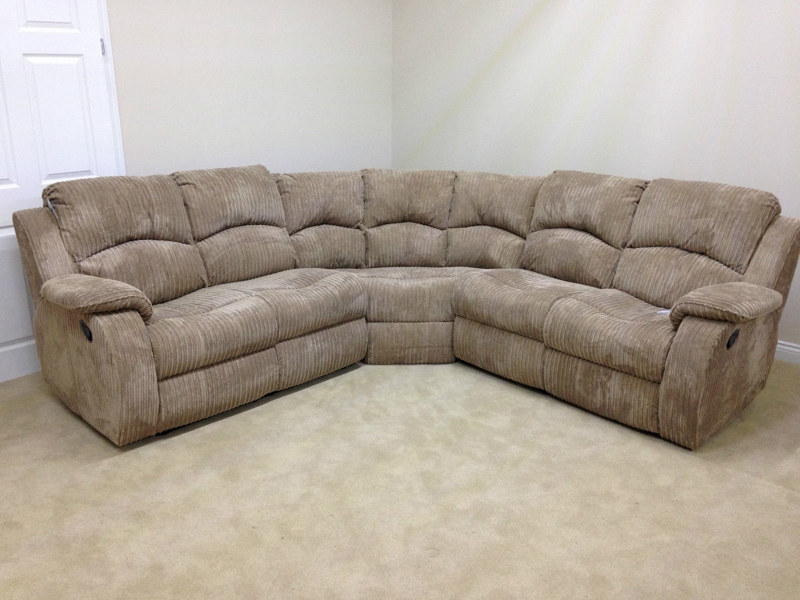 2019 Fabric Corner Sofas Regarding Csl Corner Sofa Fabric (Gallery 8 of 20)
