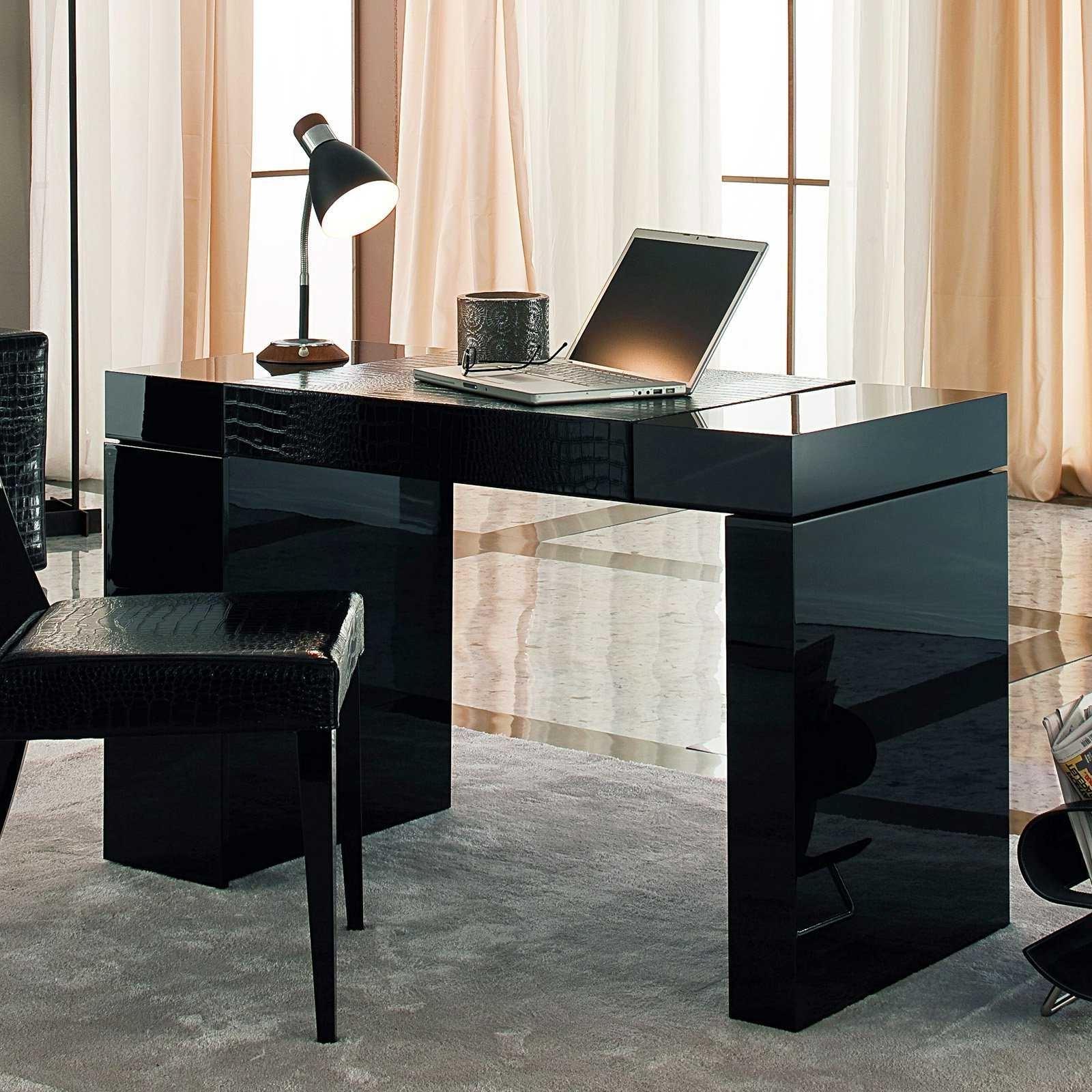 2019 Luxury Modern Computer Desk – Furniture Beech Puter Desk Room With Regard To Modern Computer Desks (View 12 of 20)