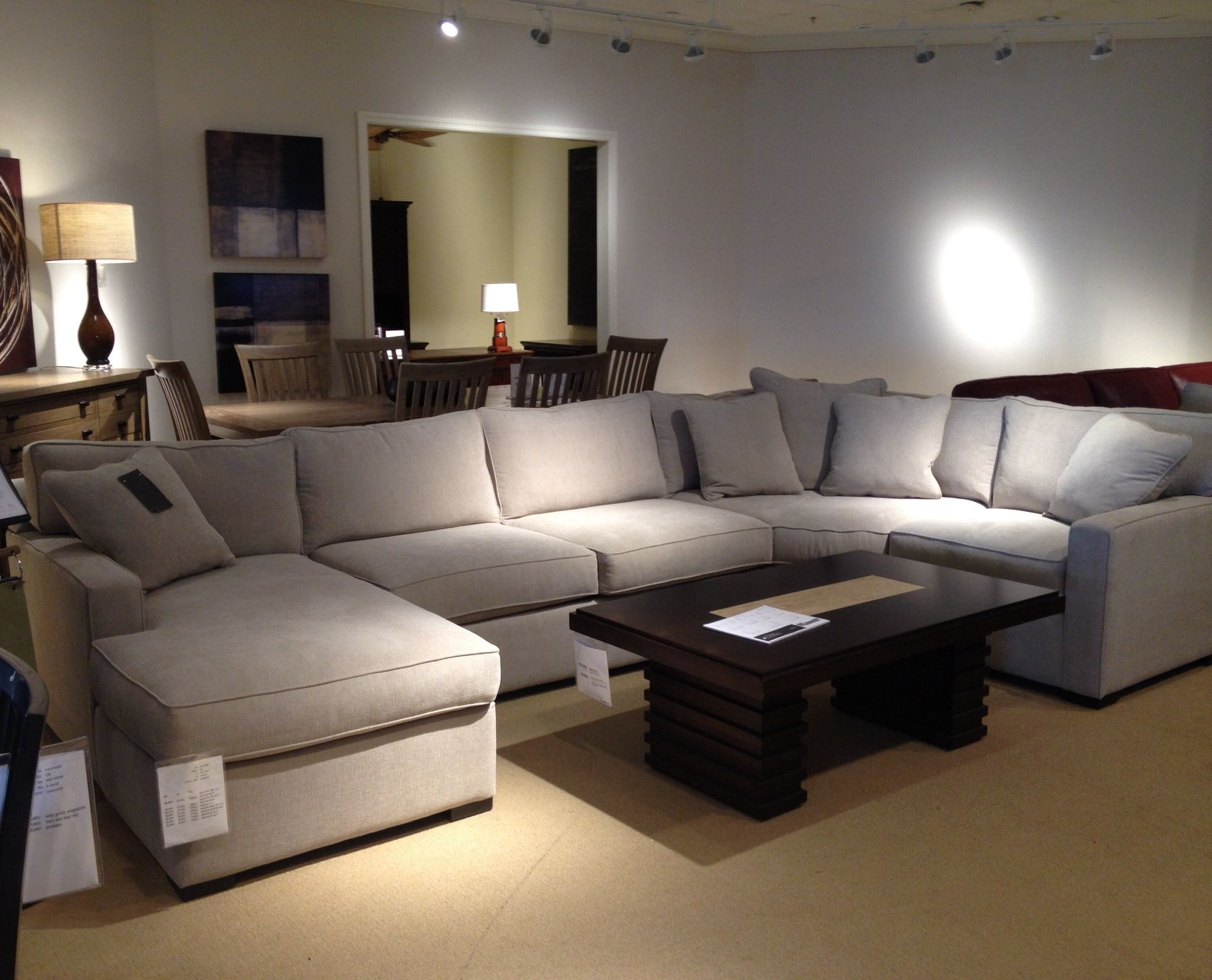2019 Macys Sectional Sofas Within Radley 4 Piece Sectional Sofa From Macys. What's Great Is We Can (Gallery 9 of 20)