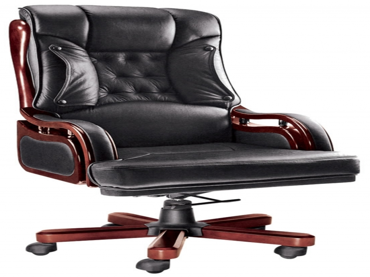 2019 Modern Leather Chairs, Executive Leather Office Chairs Large Regarding Large Executive Office Chairs (View 1 of 20)