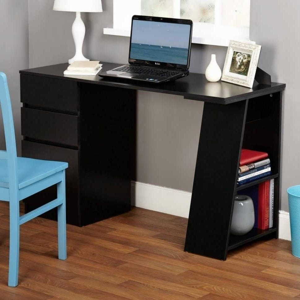 2019 Office Desk : Odd Lots Furniture Black Office Desk Computer Desk In Computer Desks At Big Lots (View 1 of 20)