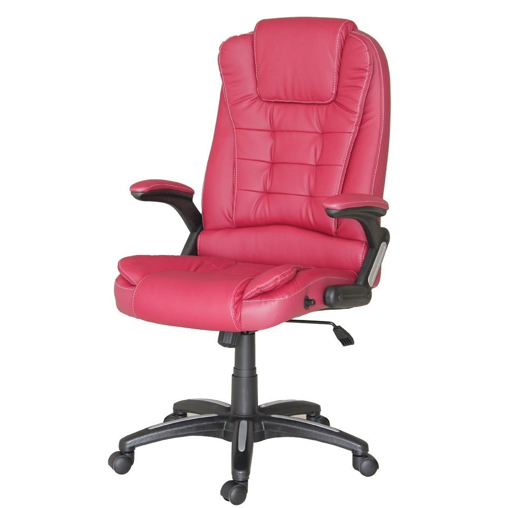 2019 Pink Executive Office Chairs Within Pink Executive Office Chair Archives – Www (View 1 of 20)