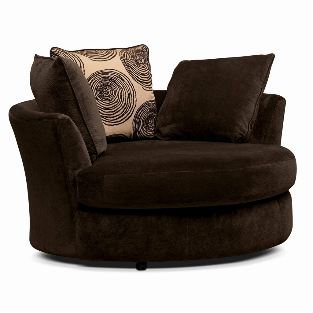2019 Round Leather Sofa Set Canada Circular White Chair Design Sofas In Round Swivel Sofa Chairs (View 19 of 20)