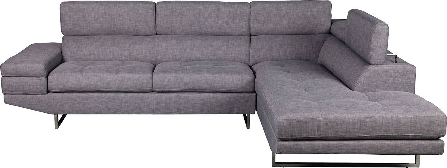 Featured Photo of Sectional Sofas At The Brick