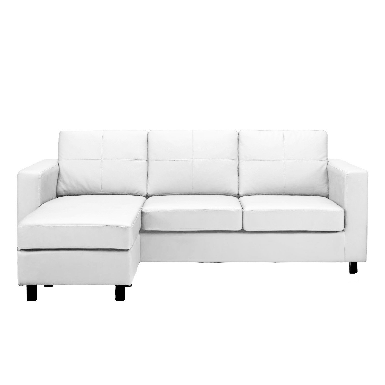 2019 Sofa : Chaise Sofa Double Chaise Sectional Leather Apartment Size For Apartment Sofas (View 5 of 20)
