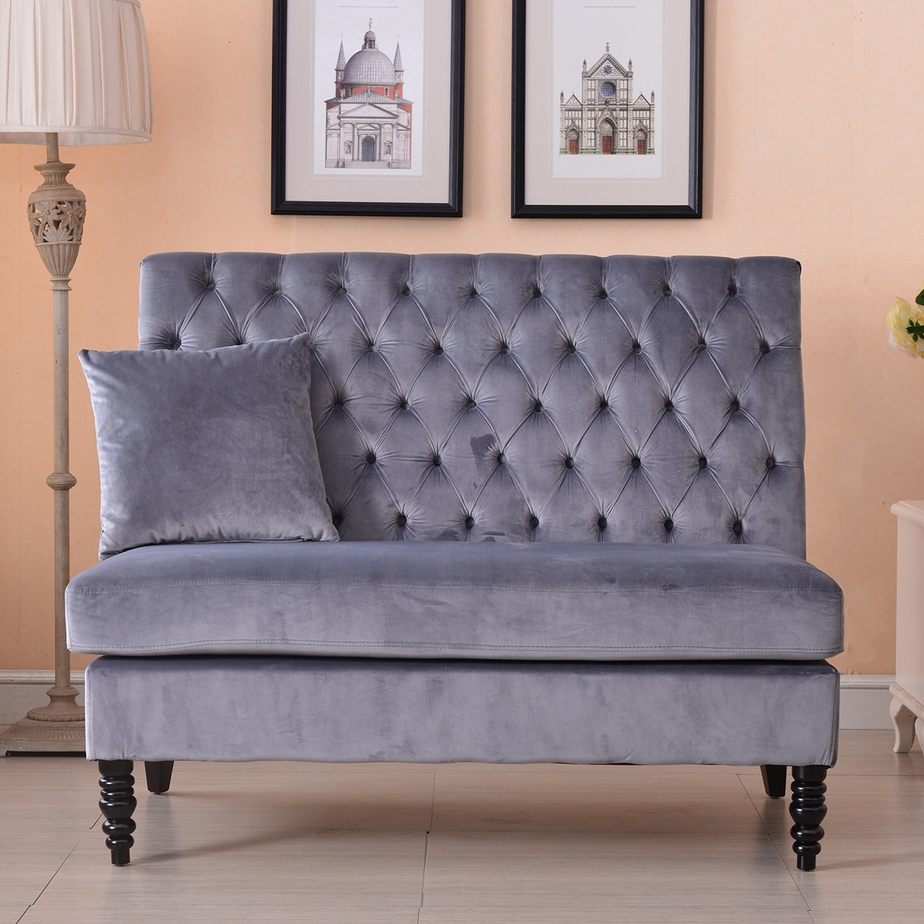 2019 Sofas With High Backs For Buying Guide High Back Sofa (View 4 of 20)